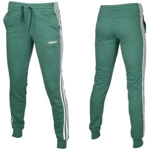 Spodnie damskie adidas zielone